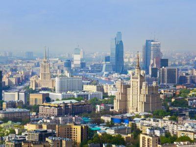 Москва «против»